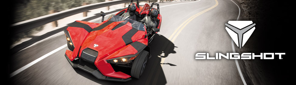 Polaris Slingshot Portugal